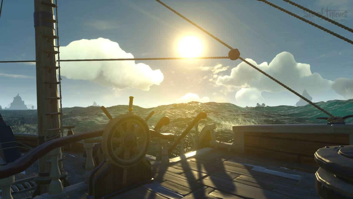 Sea of Thieves beta review