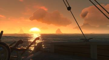 Sea of Thieves launch features