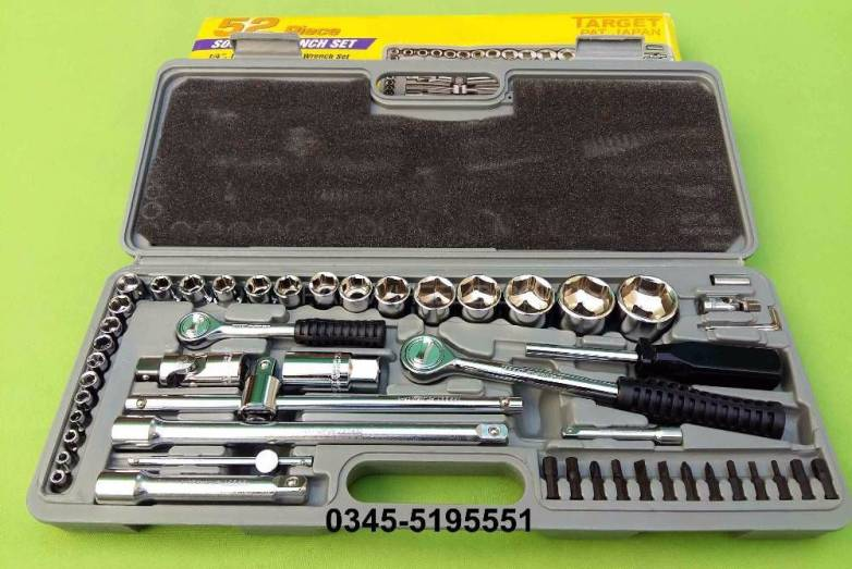 Socket Wrench Kit