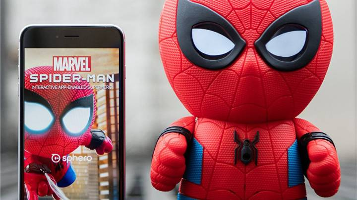 Spider-Man By Sphero