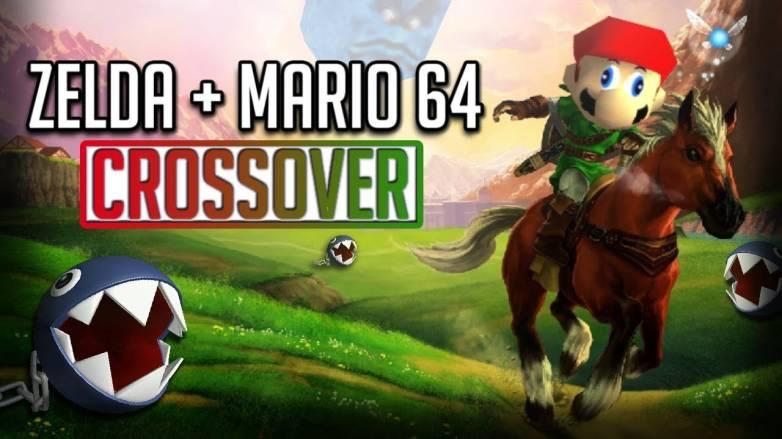 Super Zelda 64 mod