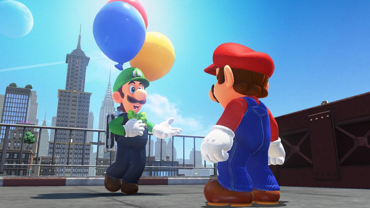 Mario Movie Nintendo