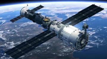space station crash