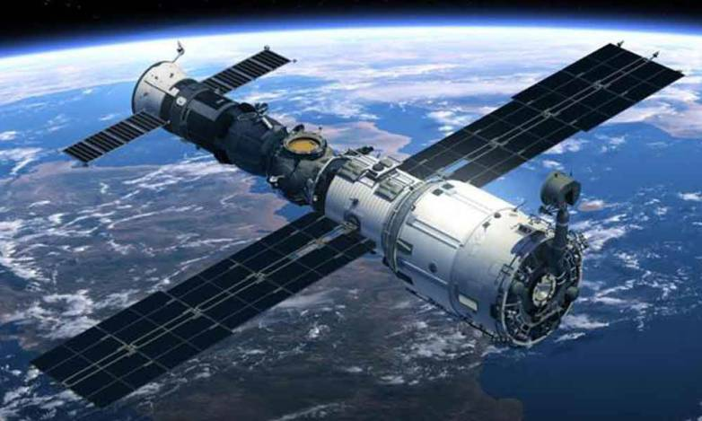 Tiangong-1 space station crash