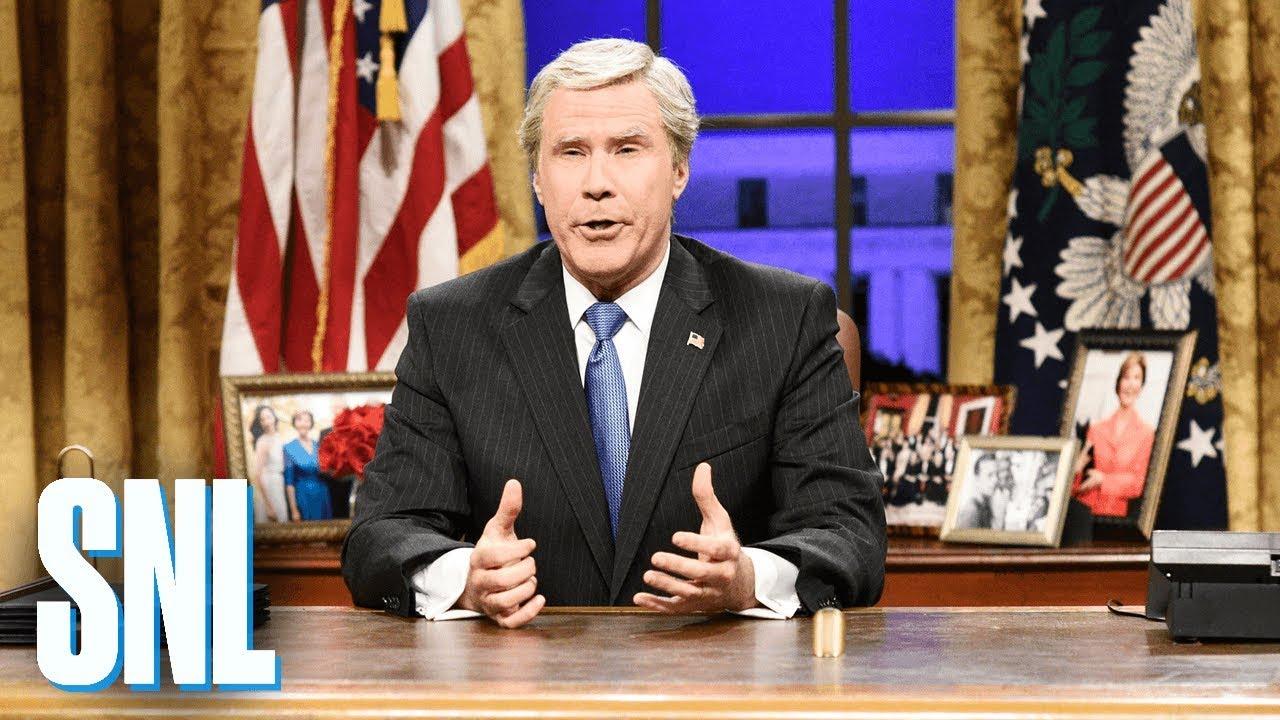 Will Ferrell George W. Bush