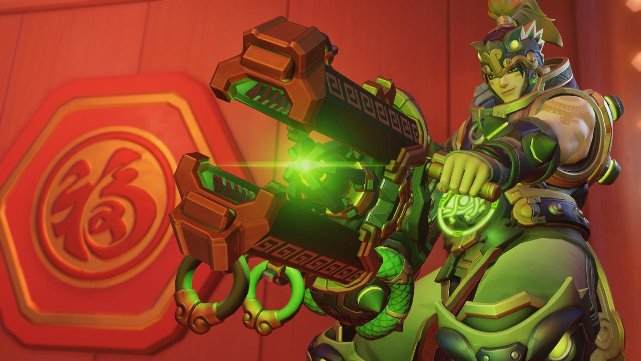 Overwatch: Lunar New Year patch notes