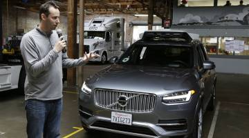 Uber Waymo trial: Levandowski