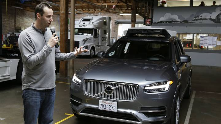 Uber Waymo trial: Levandowski