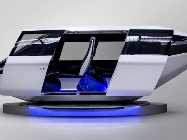 Uber Bell air taxis the future