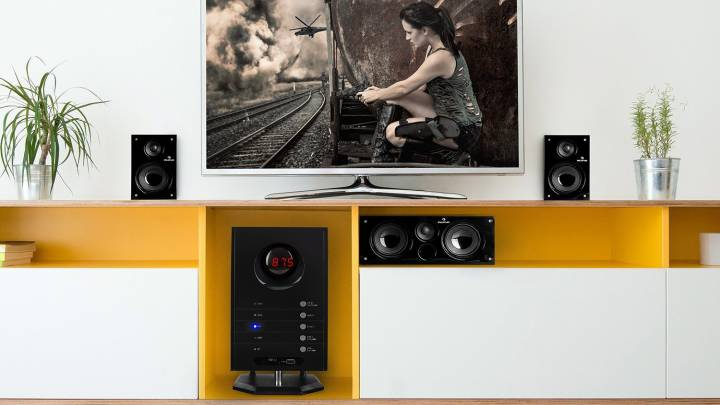 Home Theater Surround Sound System Amazon