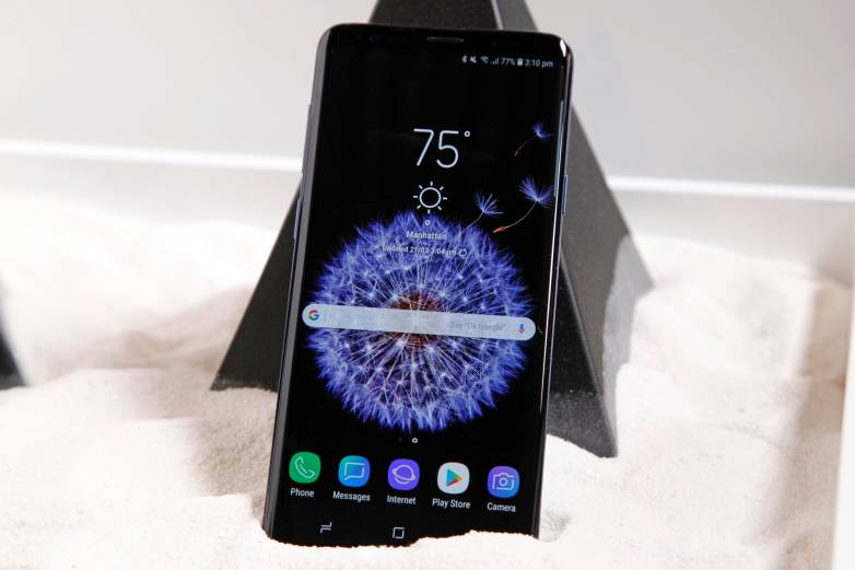 Galaxy S9 Preorders Live