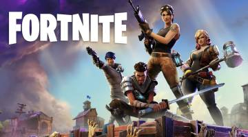 PS4 Nintendo Switch Fortnite