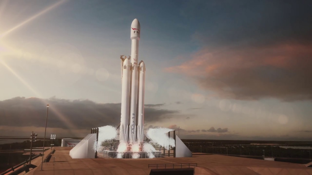 spacex sonic boom