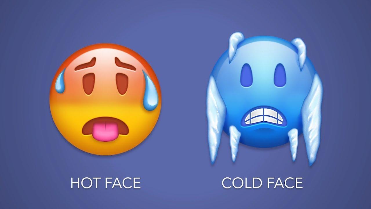 New Emoji 2018 release date