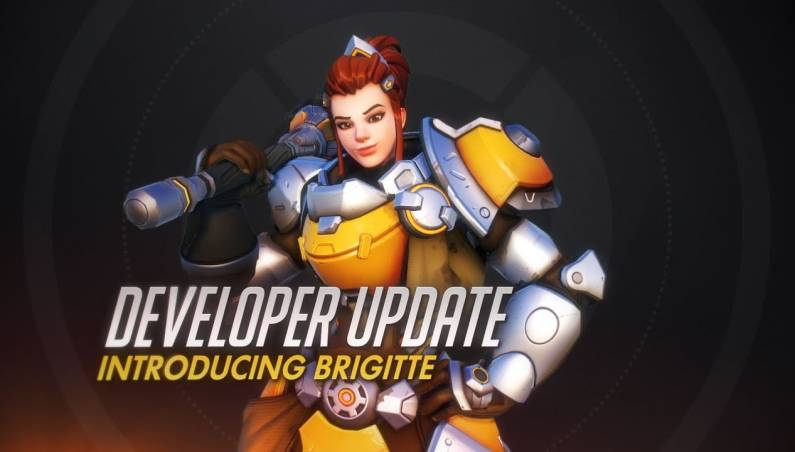 Overwatch New Hero: Brigitte release date, PTR gameplay