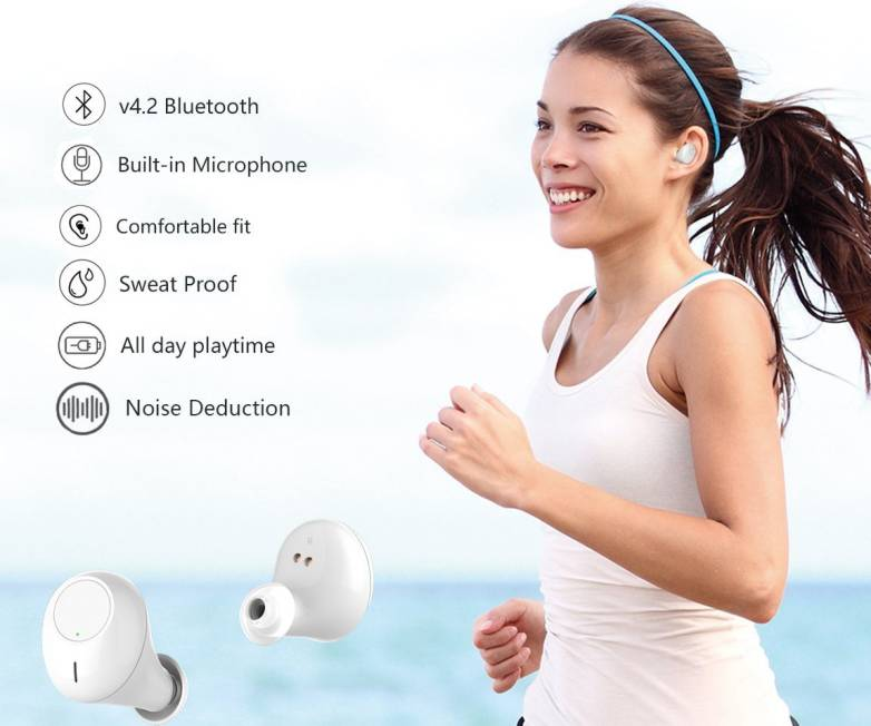 Truly Wireless Earbuds Amazon
