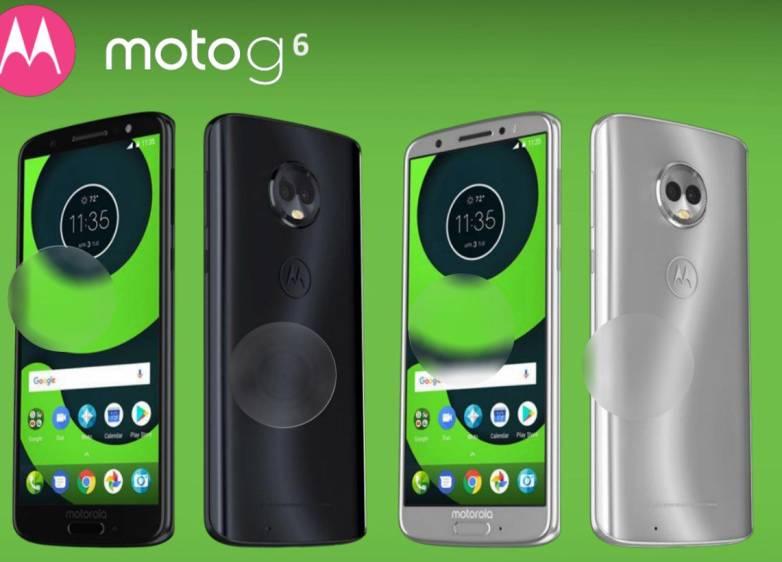 Moto G6 On Amazon