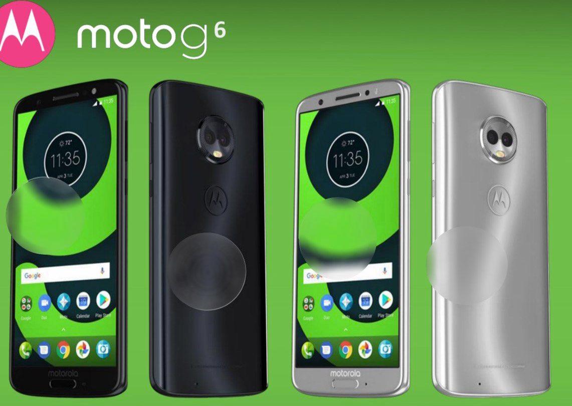 Moto G6, Plus, Play