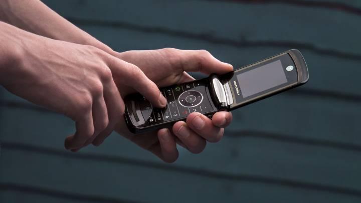 Motorola Razr return