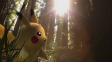 Pokemon Go nature documentary