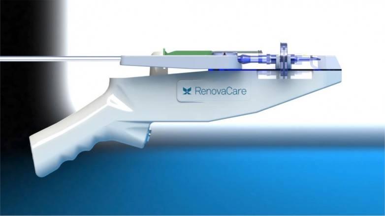SkinGun Stem Cell Treatment