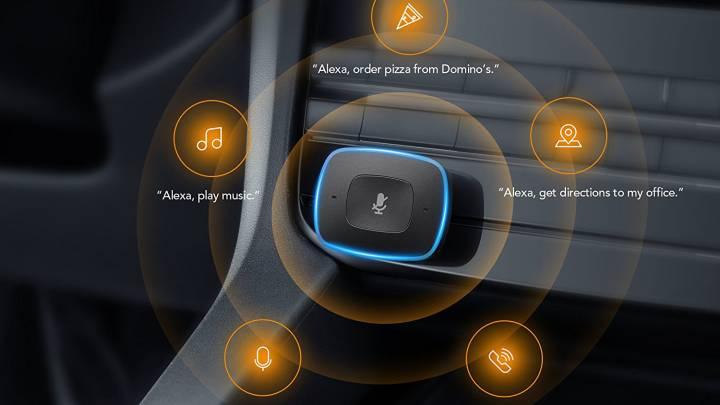 Echo Speaker For Cars