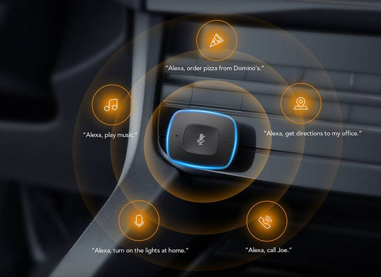 Amazon Echo For Car