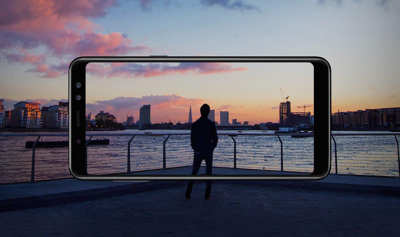 Samsung Fake Galaxy A8 Photo Sample