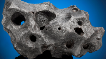 meteorite auction
