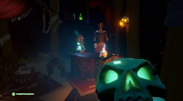 Sea of Thieves beta scale test