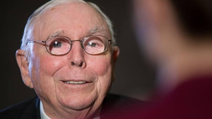 Bitcoin Warren Buffett Charlie Munger