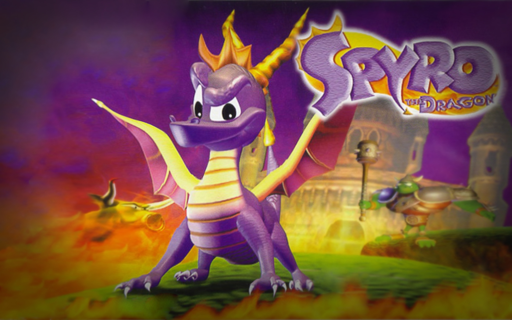 Spyro the Dragon' trilogy remaster reportedly coming to PS4 this year – BGR