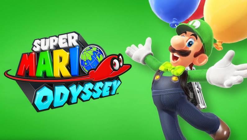 Super Mario Odyssey free update