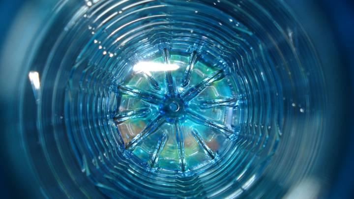 bottled water plastics
