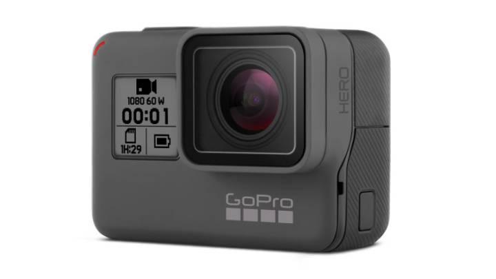 GoPro Hero 2018 best cheap action camera