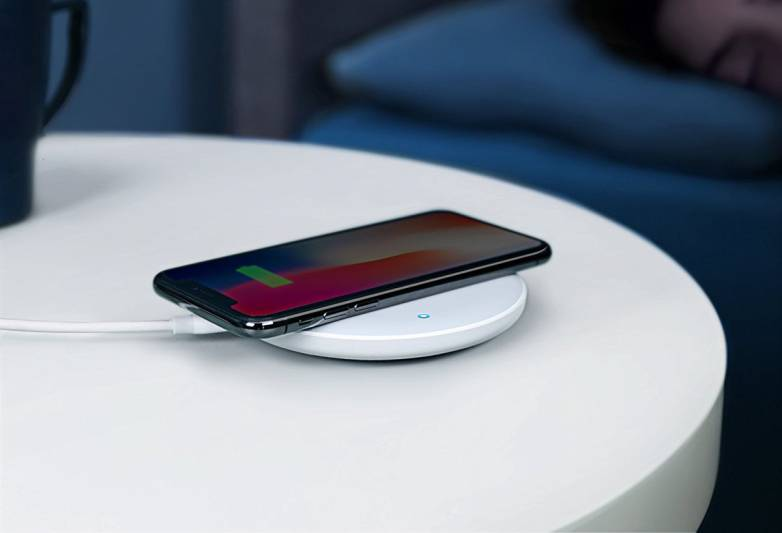 Wireless Charger For iPhone XR Amazon