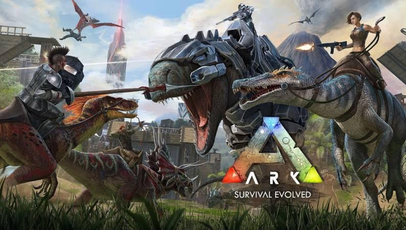 Ark: Survival Evolved mobile