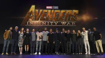 Avengers: Infinity War runtime