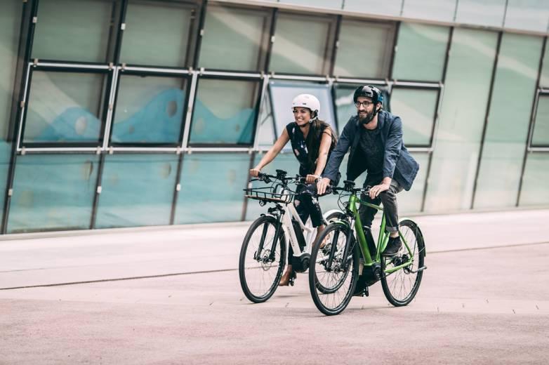 Riese Muller new e-bikes