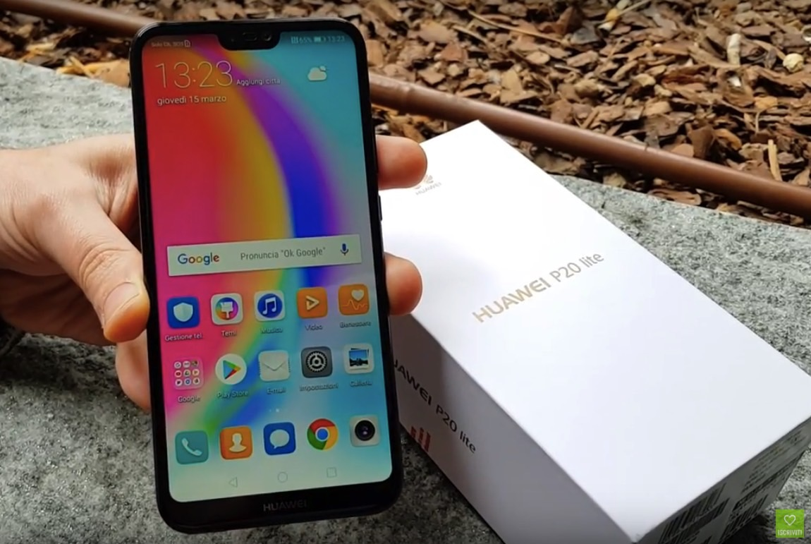 Huawei vs. Samsung vs. iPhone