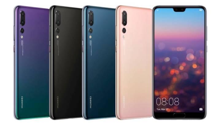 Huawei P20 vs. P20 Pro