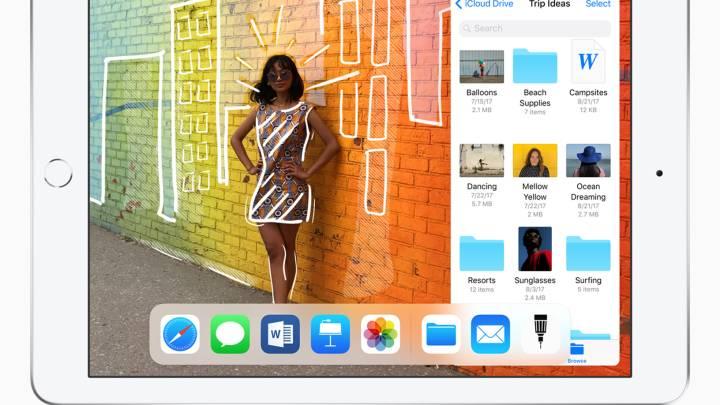 Apple new 9.7 inch iPad