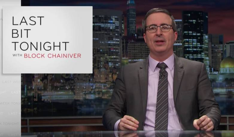 Bitcoin Explained John Oliver