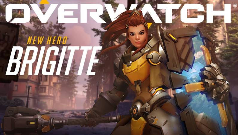 Overwatch Brigitte tips, how to play
