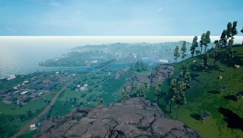 PUBG island map release date