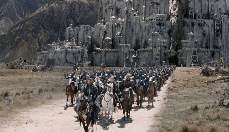Lord of the Rings Amazon TV series
