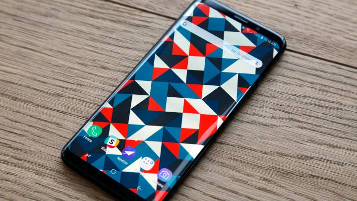 Samsung Messages App