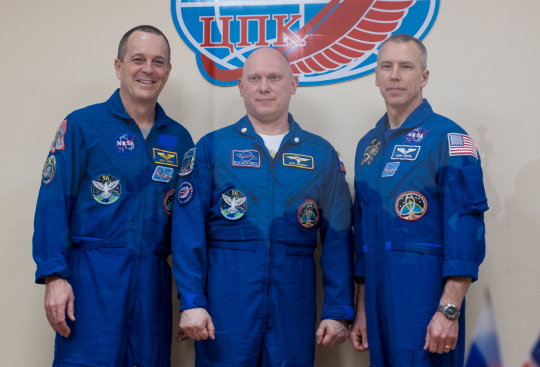 iss expedition 55