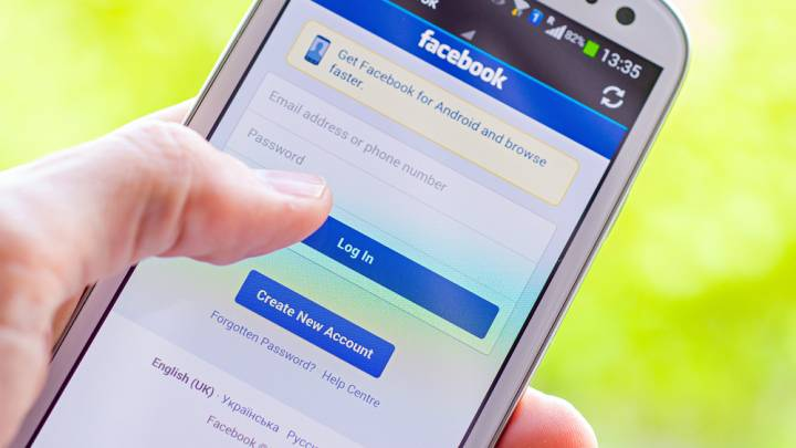 Facebook Android privacy settings