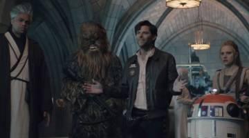 SNL Star Wars Charles Barkley